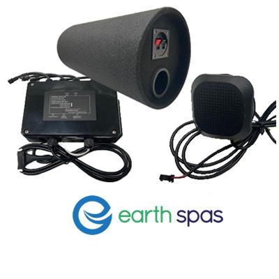 Earth Spas AV & Connectivity