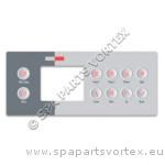 Revêtement Gecko TSC-4-GE1 (10 boutons)