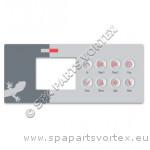 Revêtement Gecko TSC-4-GE1 (8 boutons)