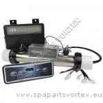 (Pack 1.2) Pack Balboa GS100 2kW + Balboa VL401, 1 pompe sans air