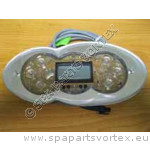 Master Spas MP30 Topside w/o Overlay
