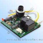Minuterie contrôle pompe - 10 min., 240v, 0,75kW