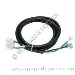 Câble amp 3 fils 10ft (3,05m)