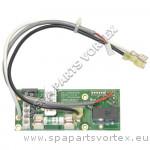 Carte électronique de relais Balboa (GS523DZ), 2 pompes
