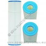 (450mm) Filtre de remplacement PLBS100