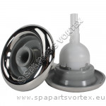 Cyclone Jet, Directional, Stainless, Grey