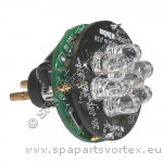 Eclairage multicolore Mood EFX 7 Ampoules LED 1,5W