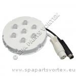 Eclairage LED 5 pouces (Davey), couleur variable