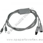 Câble de connexion Sloan LED + 2LED (63cm)