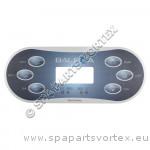 Revêtement TP600 (6 boutons) 2p Sans Air