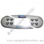 Legend Series Xtreme LSX 2010 8 Buttons Overlay