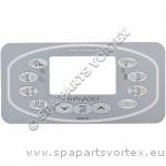 Revêtement Clavier de commande SP1200 Rectangulaire