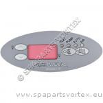 Revêtement Clavier de commande SP601 Oval