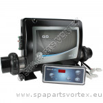 (Pack 3.2) Pack Balboa GS501Z + Balboa VL404, 1 pompe + air