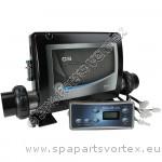 (Pack 3.3) Pack Balboa GS501SZ + Balboa VL701S, 1 pompe + air