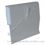 Volet rectangulaire gris pour Skimmer Front Access 4,65m² (50sq ft)