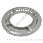 Waterway 4-Scallop Trim Ring - Low Volume - Grey