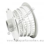 Waterway Dyna-Flo Low Profile Filter Basket White