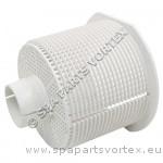 Waterway Dyna-Flo Filter Basket White
