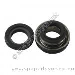Kit Joint LX Carbone/Sic/Viton (nombreuses pompes LX depuis 2008)