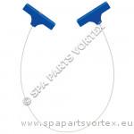 Scie à fil pour PVC
