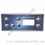 Balboa VL701S Touch Panel (SARATOGA REPLACEMENT)