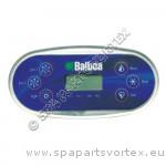 Clavier de commande Balboa VL600S, 2 pompes sans air