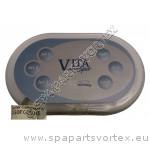 Clavier auxiliaire Vita Spa 6 Boutons