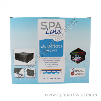 Spa Protector deLuxe 200 x 200 x 85 cm