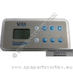 Vita Spa L700 Selectron Touch Panel