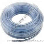 3/8 x 9/16 inch vinyl air pipe (per metre)