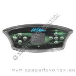 Cal Spa CSTP800 Swim Spa Topside Control V2