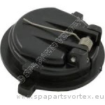 2 Inches Bypass Valve Black