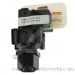 Air Switch TBS125 - alt, DPDT 16amp