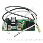 Marquis Spa PCB E2P-MQL15U 2nd Pump 2011-12