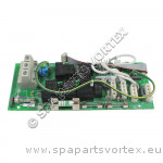 (600-6312) Marquis Spa PCB MQREVEM E-Series INT. 2013 Bottom