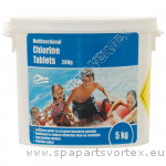 Swimmer Multifunctional Chlorine Tablets 5kg