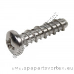 Waterway Split Nut Union Screws 3mm x 15mm