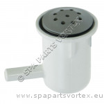 Air Injecter Pepper Pot Elbow Style GREY