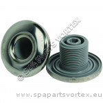 Marquis Spa Euro Cap Jet with Stainless Steel Insert