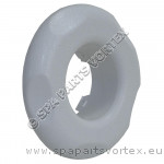 Polyjet Large Face Escutcheon Grey