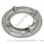 Waterway 4-Scallop Trim Ring - High Volume - Grey
