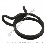 (030-0030) Marquis Spa Clamp Double Wire Tensioner