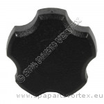 (020-6173) Marquis Spa Black Thumb Knob