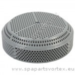 (320-6758) Marquis Spa 211gpm Suction Cover And Screw Grey