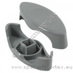 "1 inch Master Spas Grey Diverter ""T"" Handle"