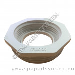2 to 1.5 inch Threaded Face Plate Adapter