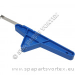 Closed Face Impeller Tool