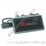 HydroQuip Eco-6 Touch Pad