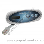 Balboa Mini Oval LCD 3 BUTTON